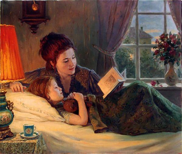 Отношения с детьми. Христианское воспитание