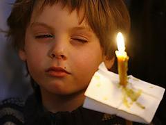 Больная тема: дети в храме