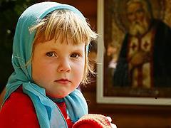 «Если ребенок неспокойный – это не повод не водить его в храм»