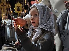 Дети в храме: что делать?